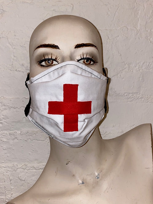 The RedCross Mask
