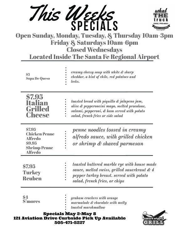 WWT menu specials May 2.jpg