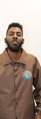 DCTG™ Worldwide Coaches Jacket