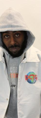 DCTG™ Worldwide Coaches Jacket Fashion House Hoody