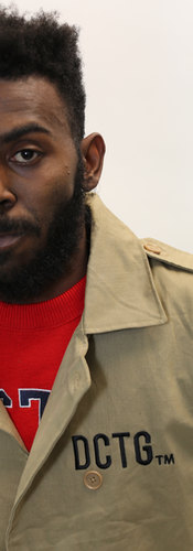 DCTG™ Knit Sweater Money Trench Coat