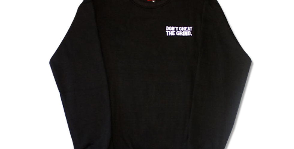 Spell Out Crewneck