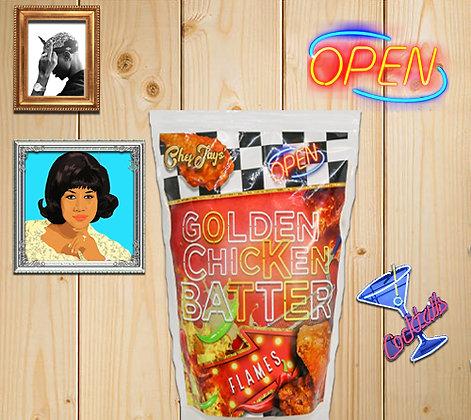 Flames Golden Chicken Batter