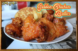 Chef Jay's Golden Chicken Batter!