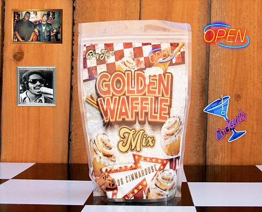Golden Waffle Mix O.G. CINNAHOUSE
