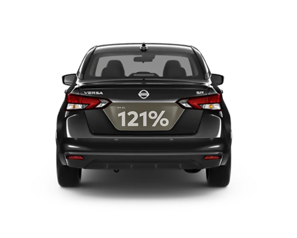 Nissan Versa 2020