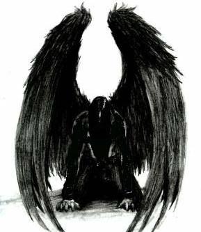 Le souffle de l'ange noir