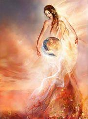 La femme divine
