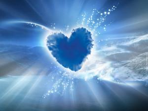 Etre dans le coeur