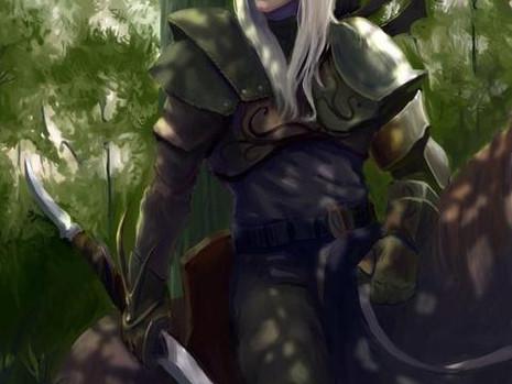 Message de l'elfe des bois