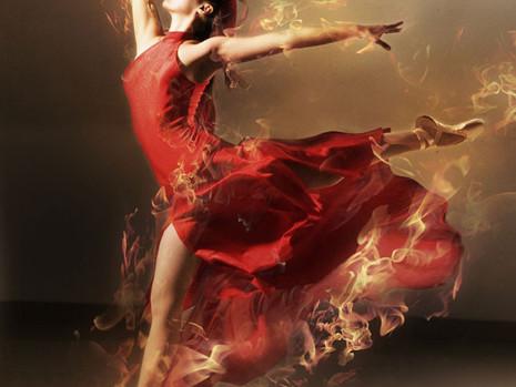 Une danse d'amour avec ton âme