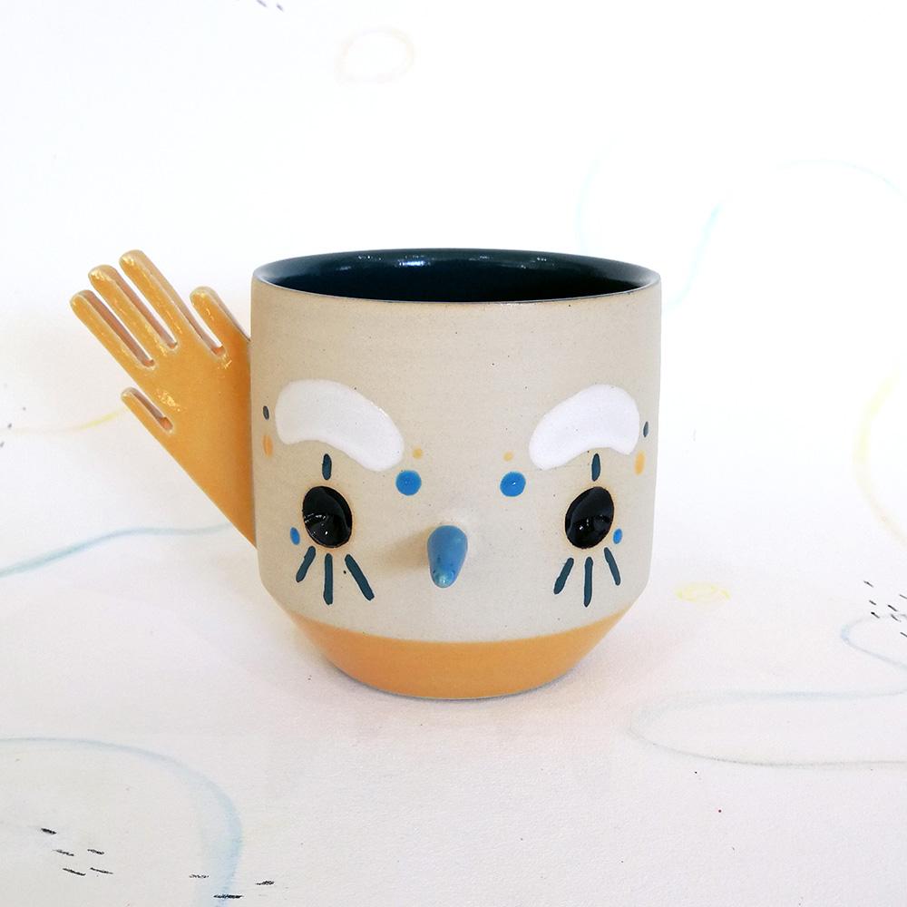 Mug Hands Up by Hot Pote