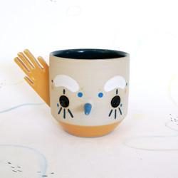 Mug Hands Up par Hot Pote