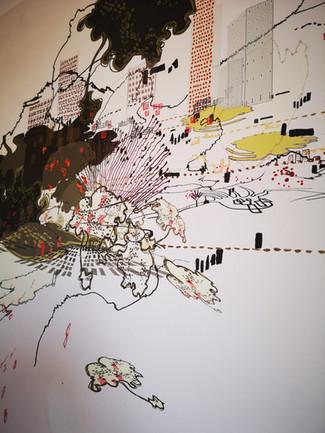 Tableau/Painting Aurélie Damon