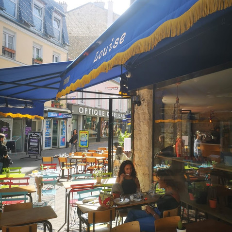 CANTINE LOUISE