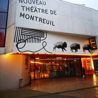 LE NOUVEAU THÉÂTRE DE MONTREUIL