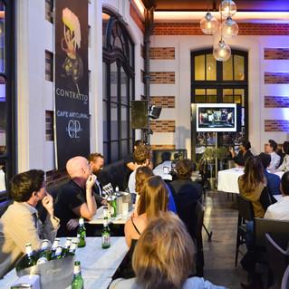 Les Talkshows Culturels Aperitivos par Peroni au Caffè Artcurial