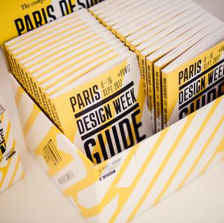 Partenariat Paris Design Week