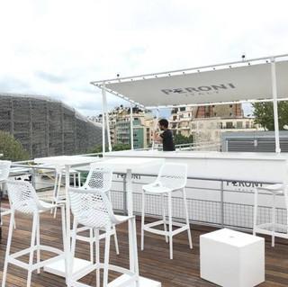 Développement bar & meubles pour Hôtel Molitor