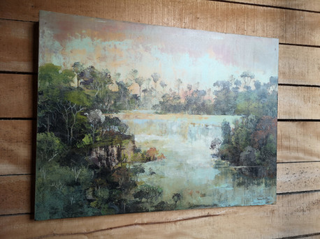 Tableau/Painting Eric Roux-Fontaine