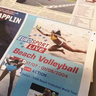 """Campagne de pub avant et pendant les Jeux, valorisant la plateforme de diffusion locale """"Nova"""""""