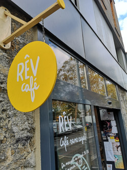 17H00 Get inspired at Rêv Café