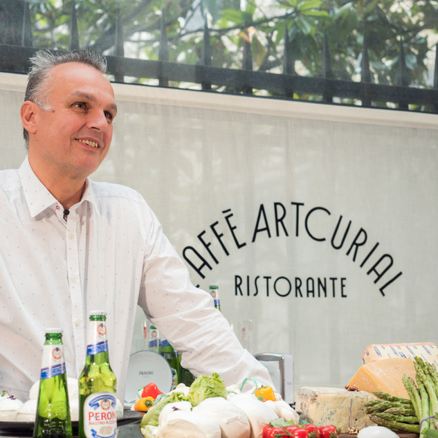 Partenariat Caffè Artcurial