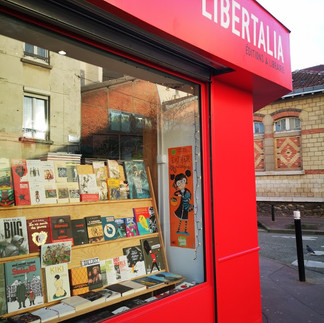 Libertalia Librairie/Bookshop