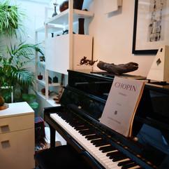 LE PIANO D'YVES