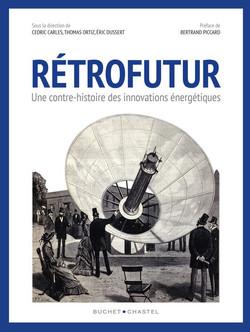 Rétrofutur co-écrit par Cédric Carle