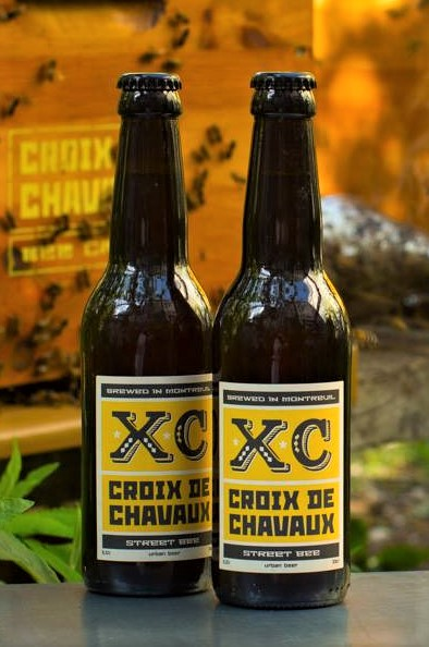 Street Bee by XC Brewery