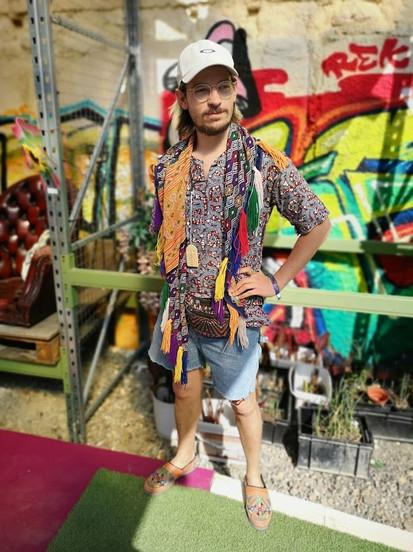 Vince 25, festival organiser
