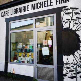 CAFÉ LIBRAIRIE MICHÈLE FIRK