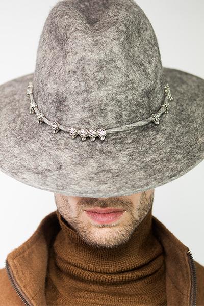 Chapeau par Maco Calderon