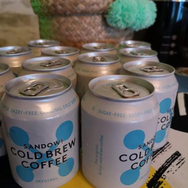 Cold coffee de Londres