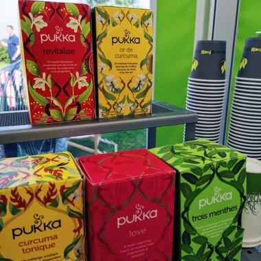 Des thés avec des bienfaits variés