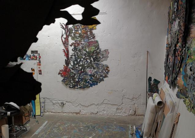 Le studio / The Studio