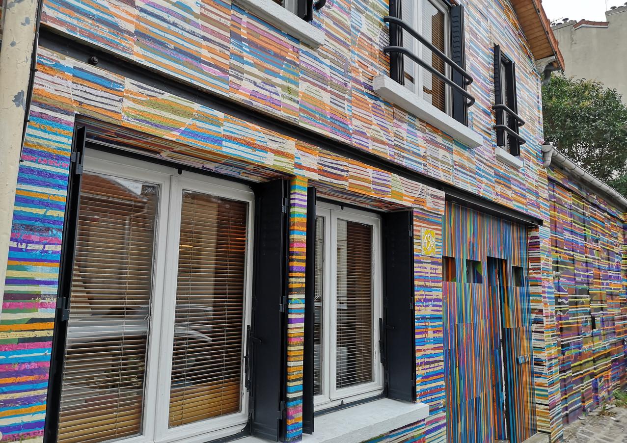 La Maison en Papier / The Paper House
