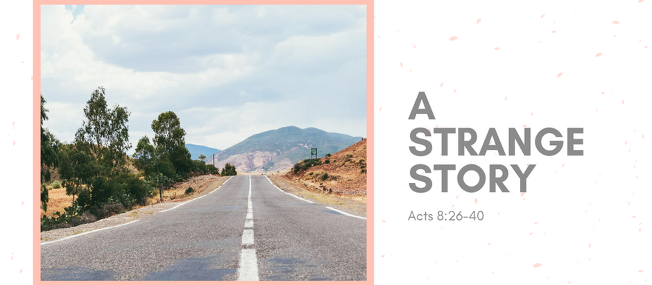 Sunday Worship: August 23, 2020
