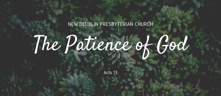 At Home Worship: Sunday, October 11