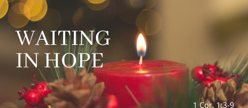 At Home Worship: November 29, 2020