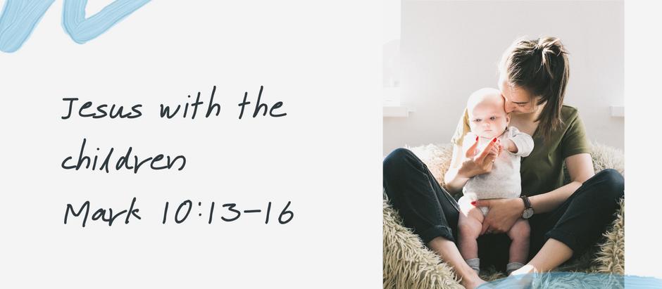 Sunday Worship: September 13th, 2020 - Baptism of Charles