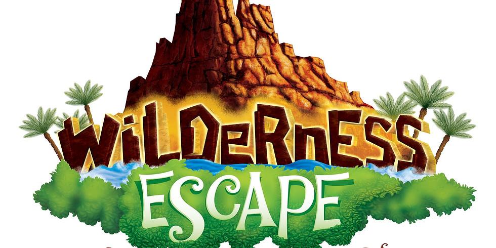 Vacation Bible School - Wilderness Escape!