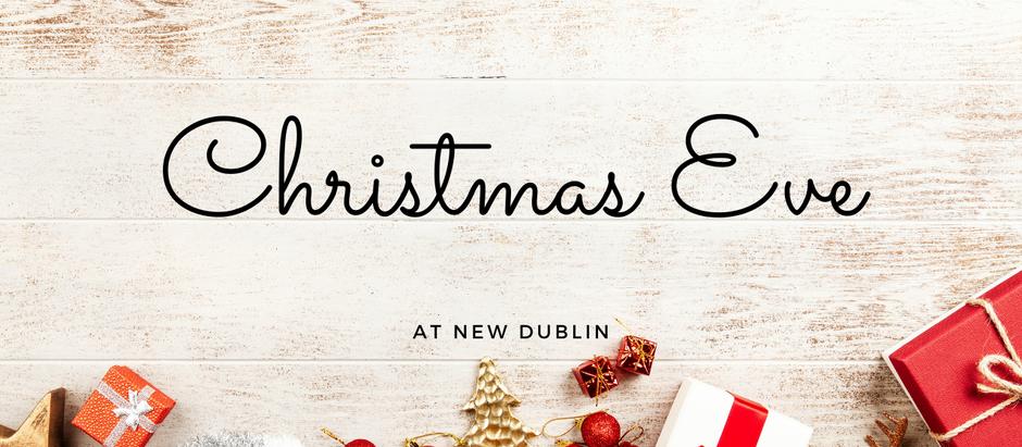 Christmas Eve Service - 2020