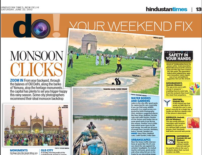 Hindustan Times, 22 June 2013