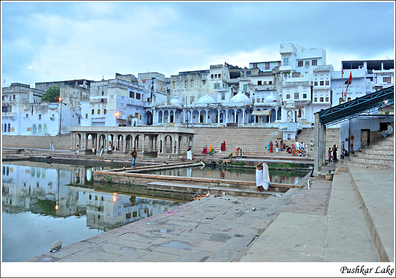 Pushkar Lake_Day