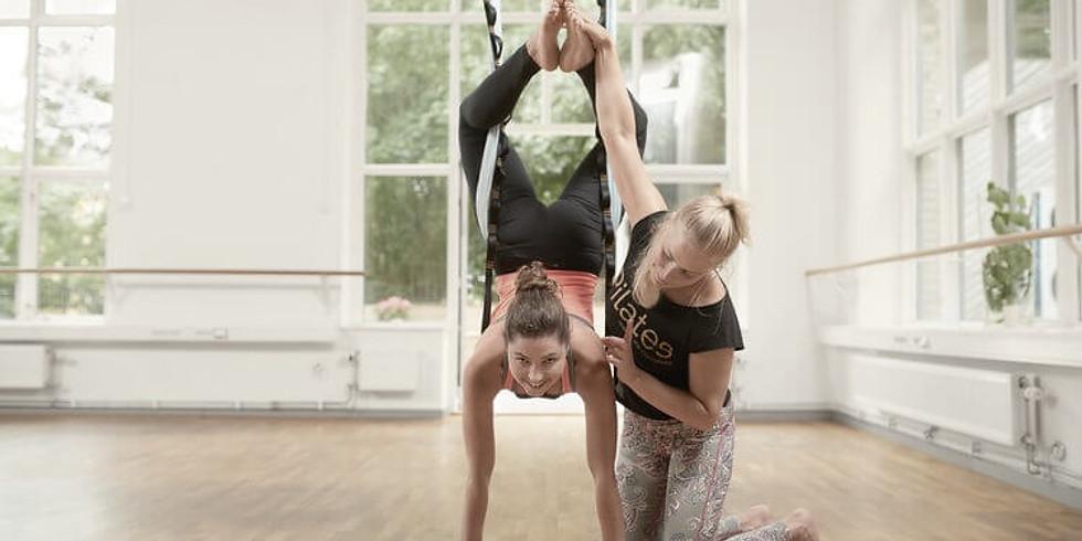 Flygande Yoga TT