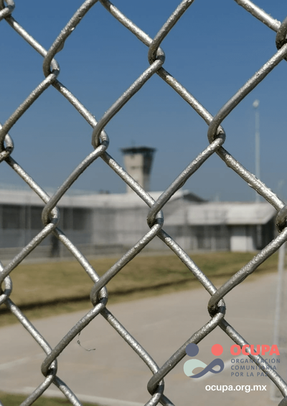 La cárcel por fuera