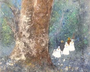 1979 Les six enfants au bois