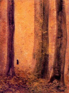 Le bois orange 1983  Prix Blanche-Roullier